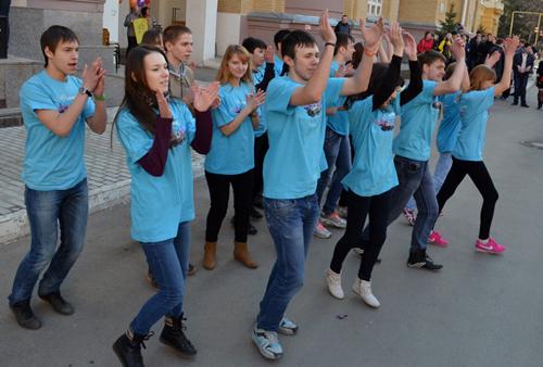 Впроцессе Всероссийского парада студенчества вОренбурге поменяются транспортные маршруты