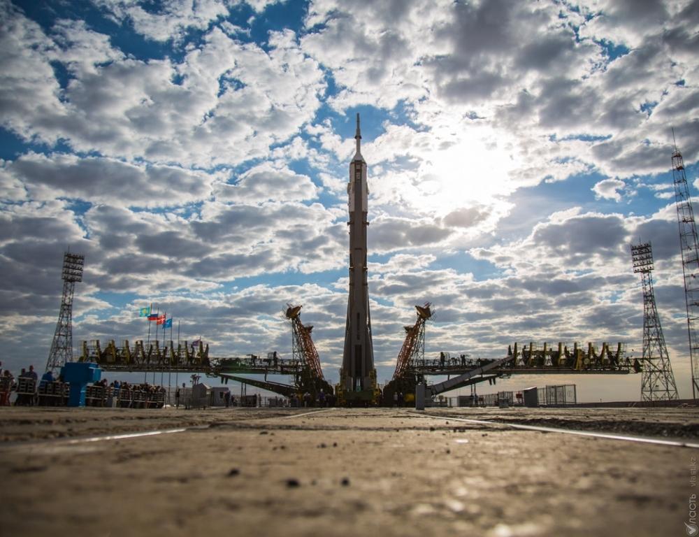 Причину переноса пилотируемого запуска «Союза МС-02» кМКС назвали вРоскосмосе