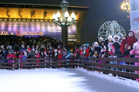 Безопасность в столицеРФ усилили впреддверии новогодних праздников