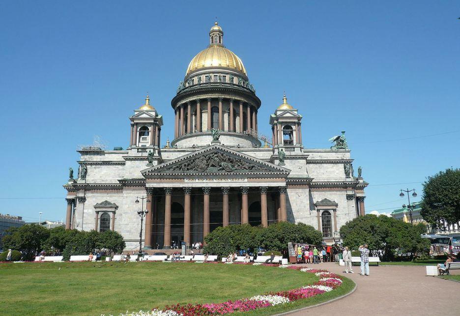 ВЦеркви благодарят служащих музея зазаботу обИсаакиевском соборе