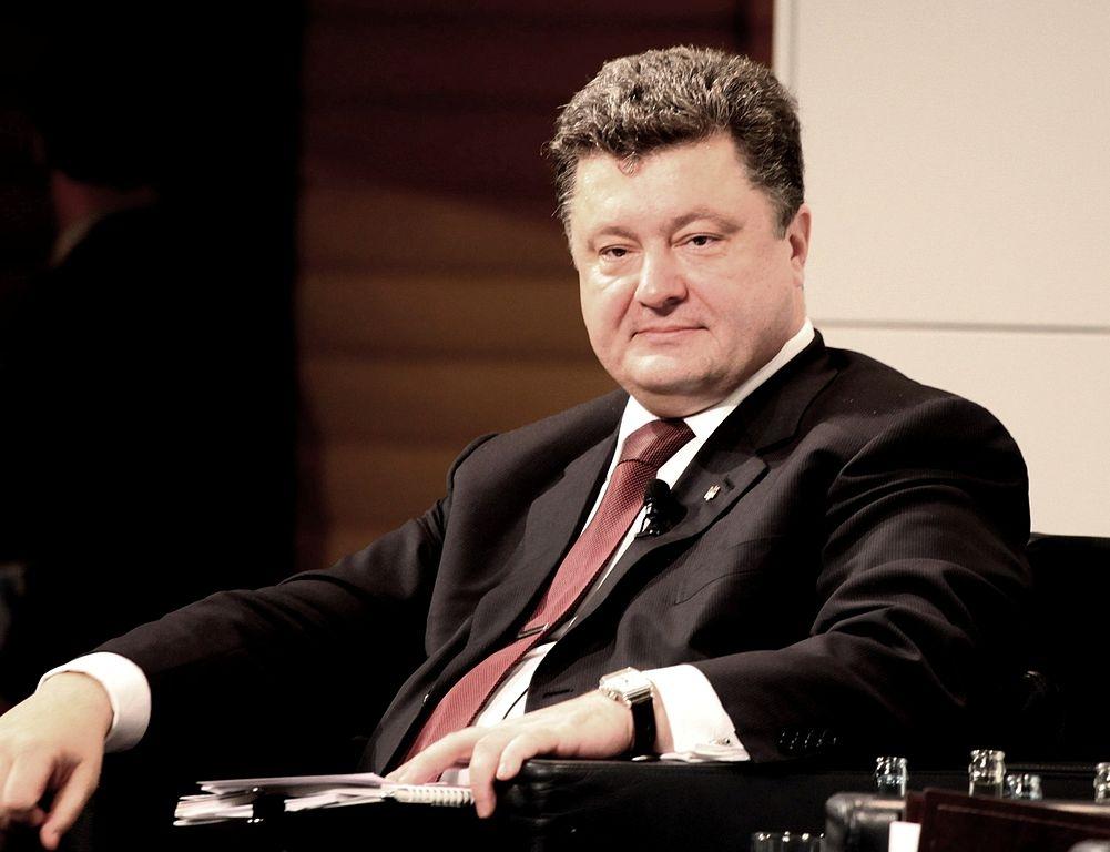Порошенко опровергает связь между прибылью банка МИБ иего должностью