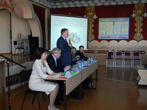 министр образования в Куйбышеве