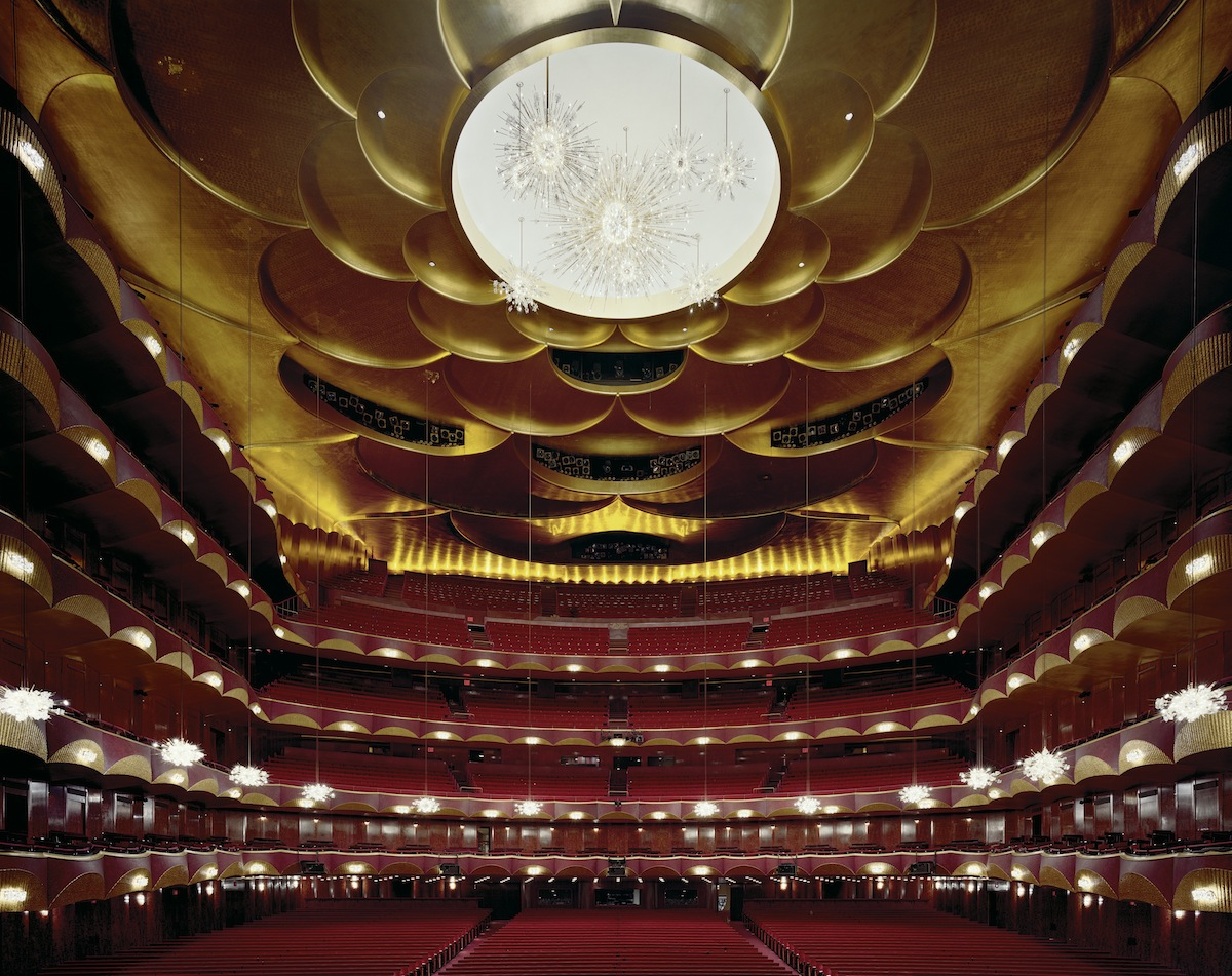 The Metropolitan Opera NEW YORK, UNITED STATES, 2008