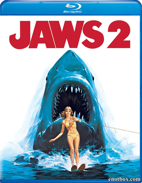 Челюсти2 / Jaws2 (1978/BDRip/HDRip)