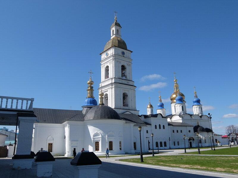 Тобольский Кремль - Колокольня