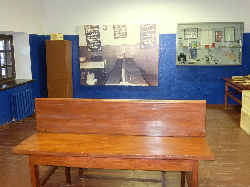 Тобольский Кремль - Тюремный замок - Комната для свиданий