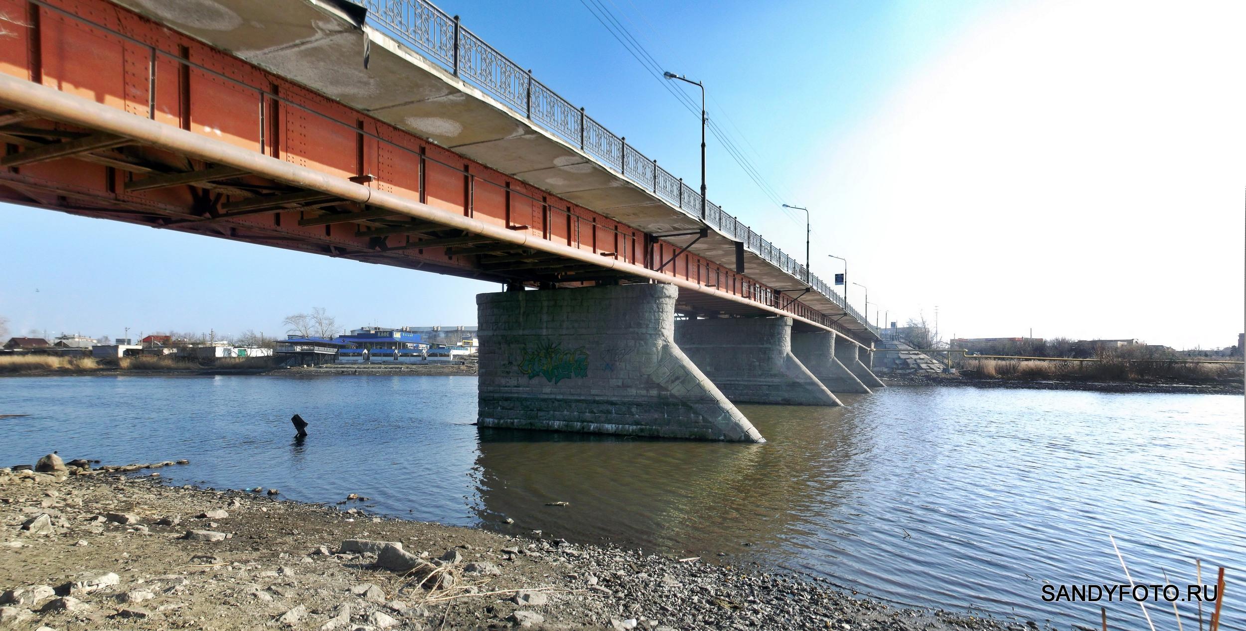 Как изменился уровень воды в реке