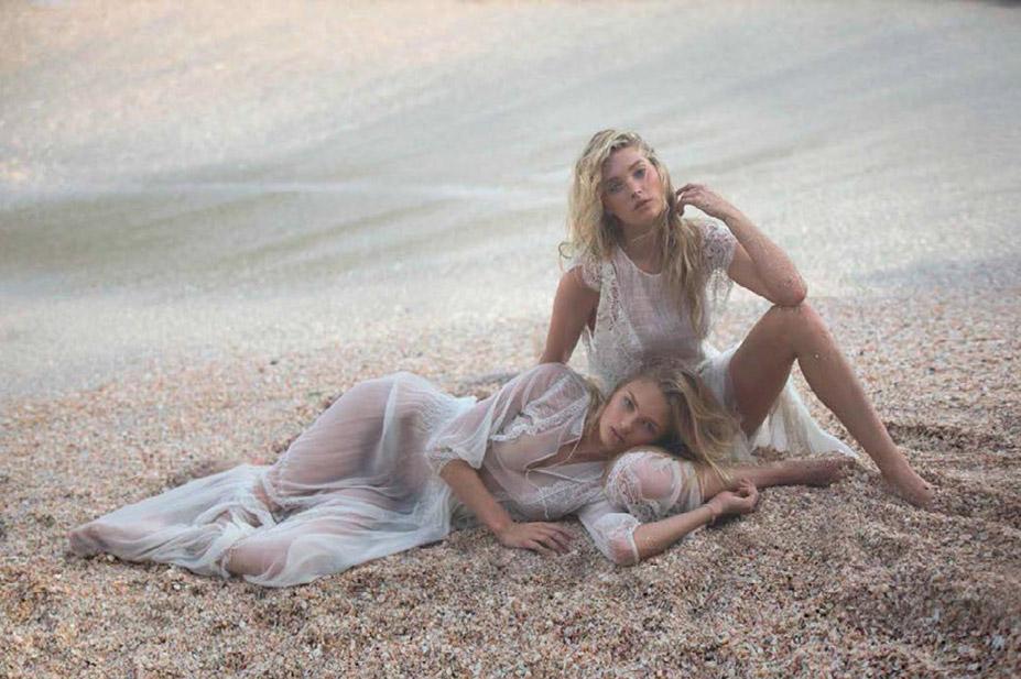 Elsa Hosk, Jasmine Tookes, Tayler Hill, Martha Hunt, Stella Maxwell, Sara Sampaio, Romee Strijd - Victoria's Secret Angels by David Bellemere in Vogue Spain may 2016