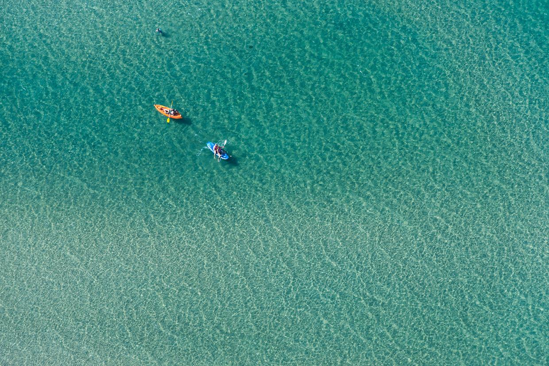 Фотографии пляжей Мельбурна, вид сверху / Aerial Summer by Tom Blachford