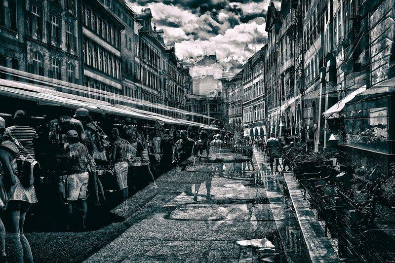 Городская суета
