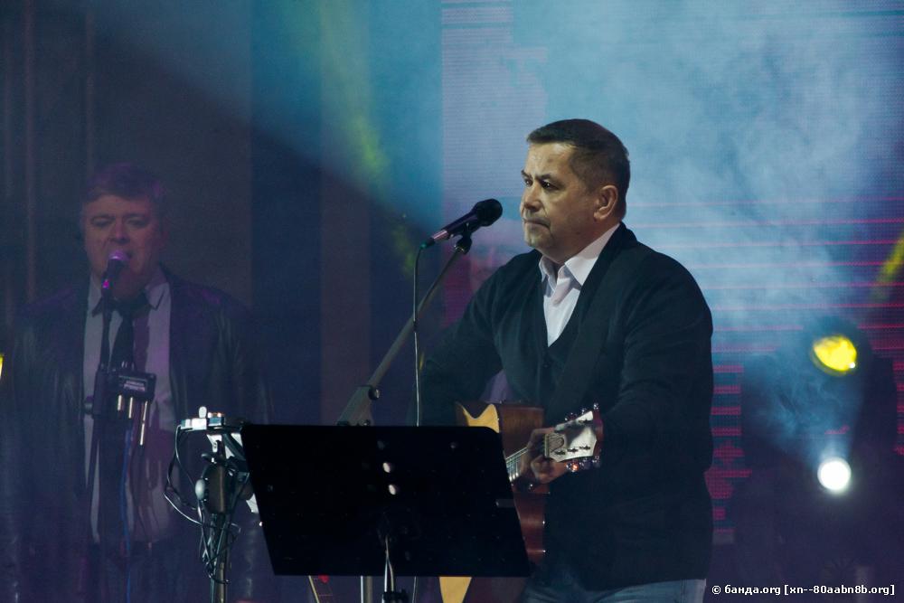 Выступление группы Любэ в честь праймериз 2016