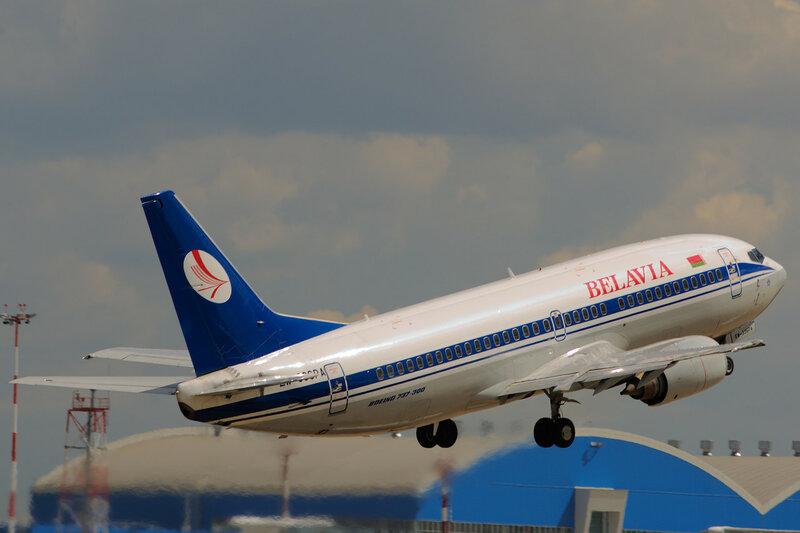 Belavia EW-336PA