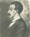 15Вильгельм Карлович Кюхельбекер (гравюра И.Матюшина с неизвестного оригинала).jpg