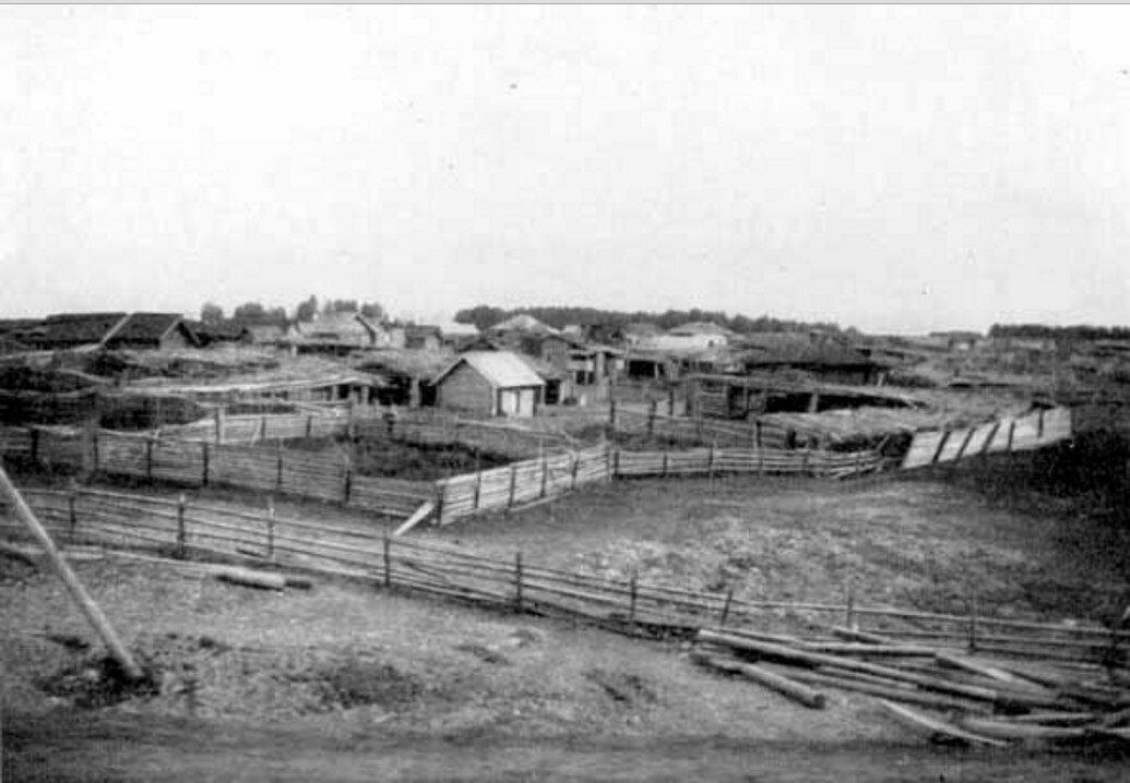 07. Сибирская деревня
