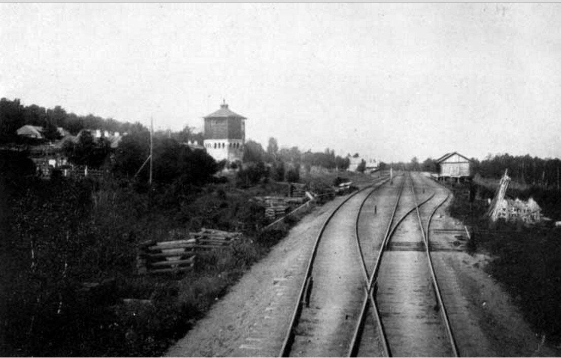 13. Первая сибирская станция