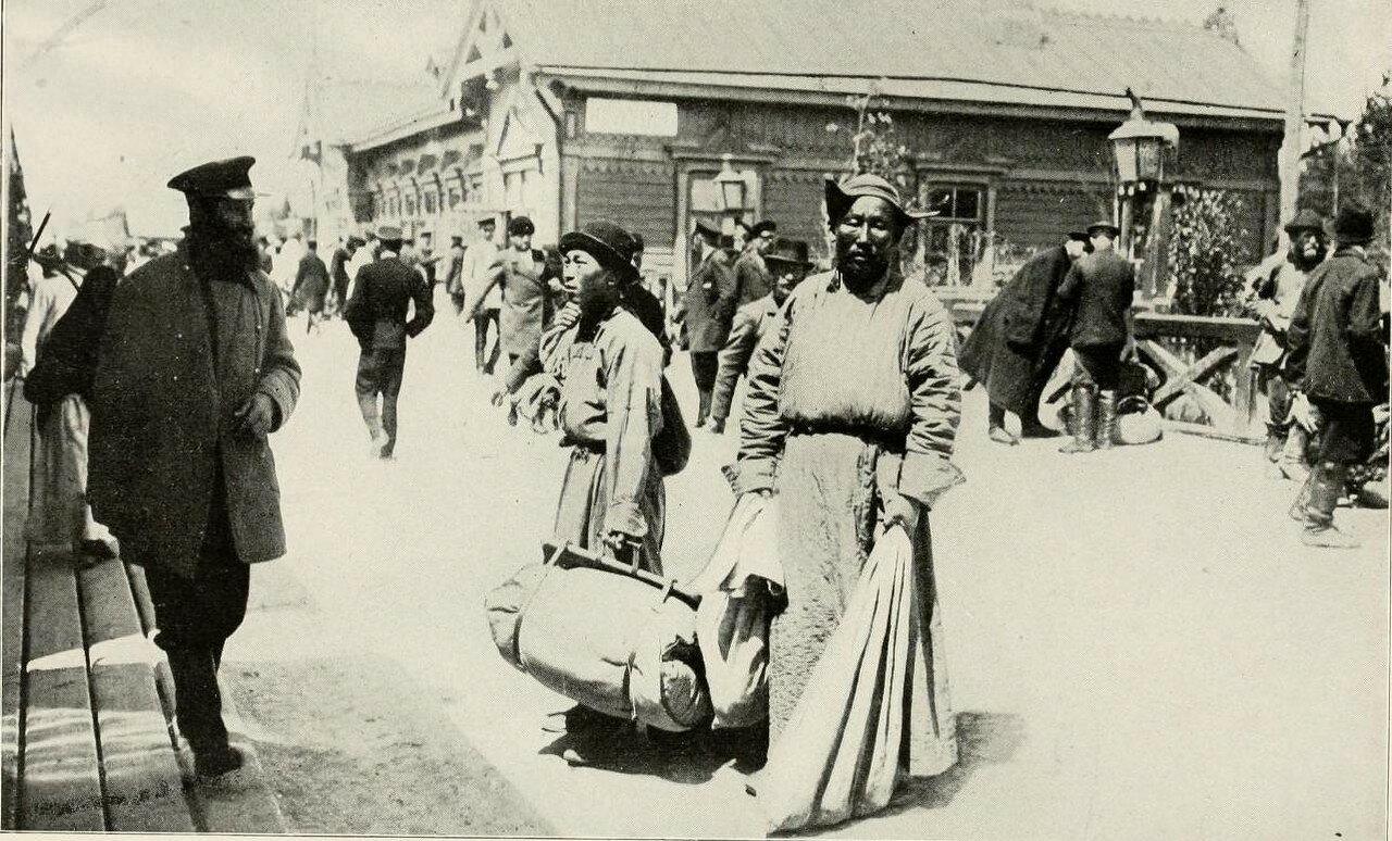 109. Монголы