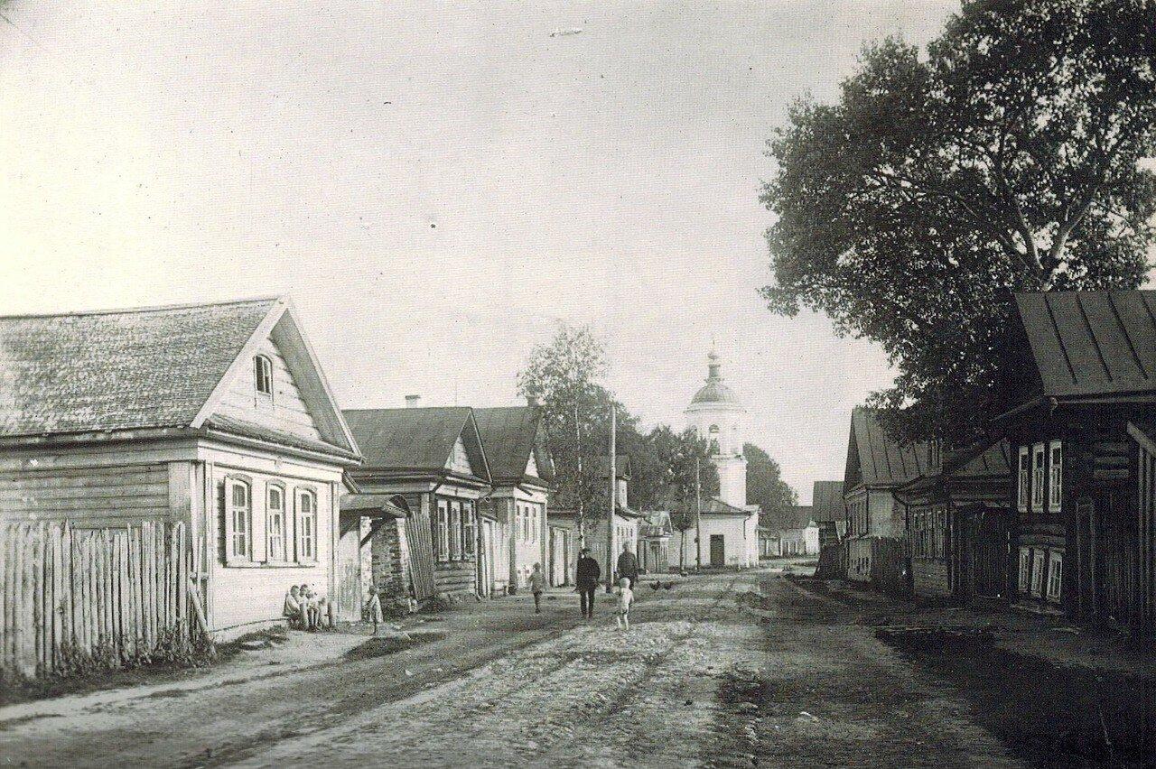 1927. Музейная улица