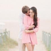 влюбленая пара