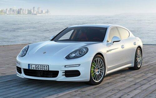 Рендер нового Porsche Panamera попал в сеть