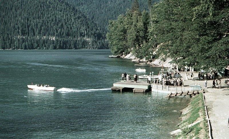1952 Из серии «Озеро Рица». Владислав Микоша6.jpg