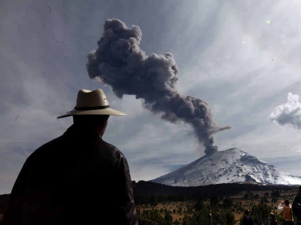 Активные вулканы, которые можно увидеть своими глазами