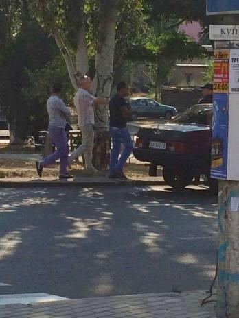 Проклятое место: Там, где погибли николаевские дорожники, автомобиль сбил женщину