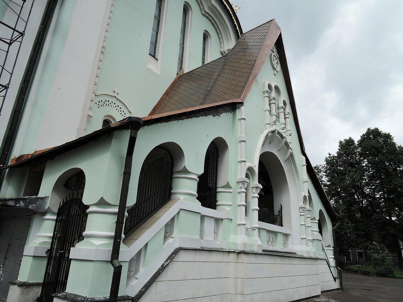 Храм Воскресения Христова в Сокольниках
