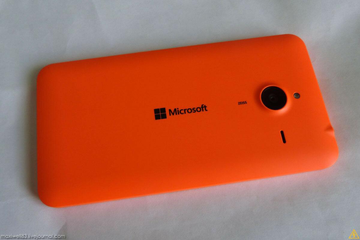 Microsoft Lumia 640XL Dual Sim: огляд смартфону