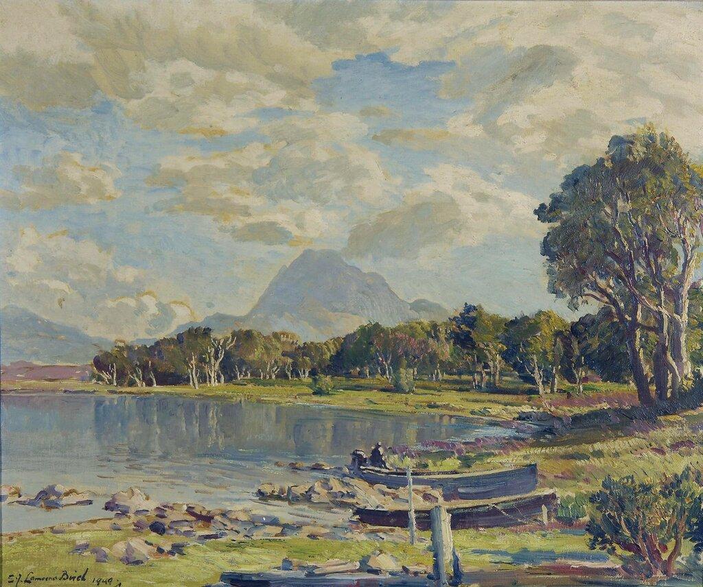 Loch Maree, 1949.jpeg