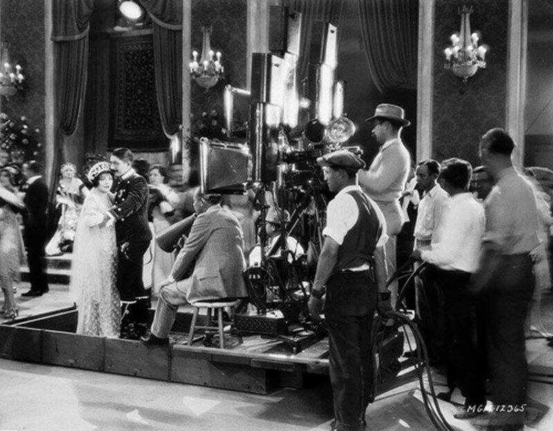 Голливуд сто лет назад (уникальные фото из архива)