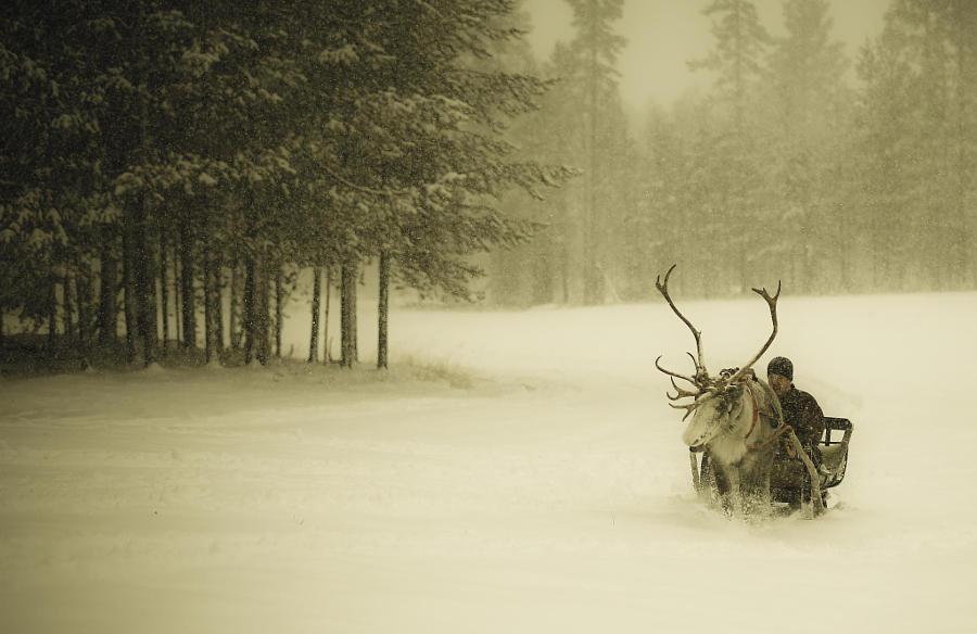 25.Финляндия Неудивительно, что родина Санта Клауса попала в список самых счастливых стран. Ну и ко