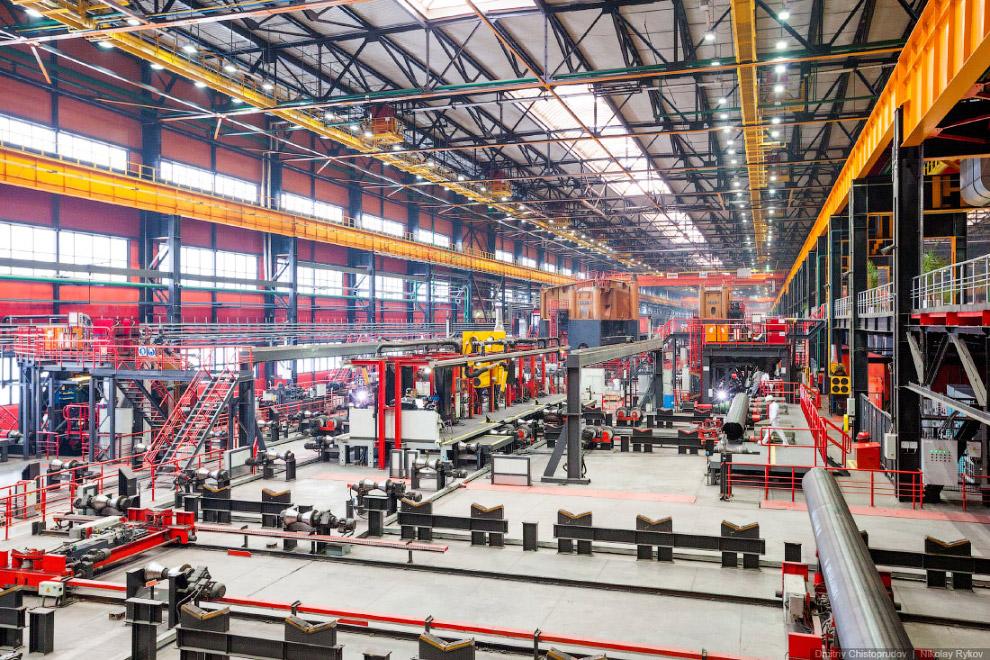 Общая сумма инвестиций в данный проект составила 21 миллиард рублей.