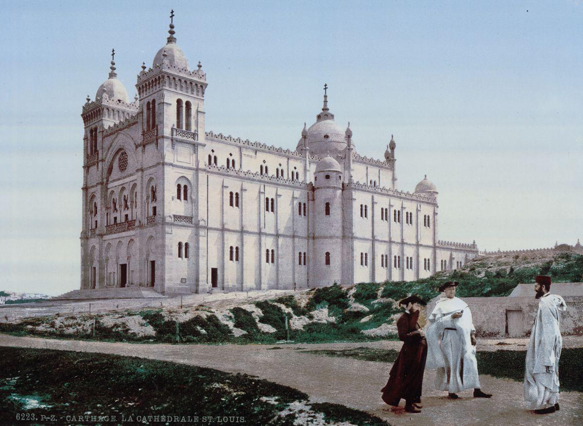 Собор Святого Людовика в Карфагене.
