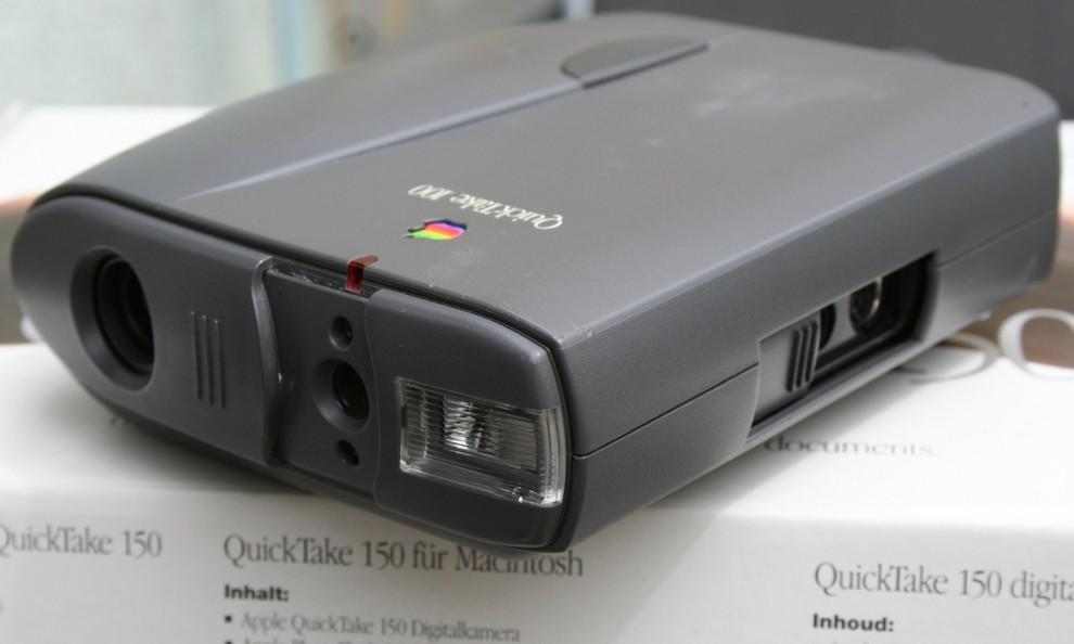 1994 Первый PowerPC Apple с тактовой частотой 66 МГц.