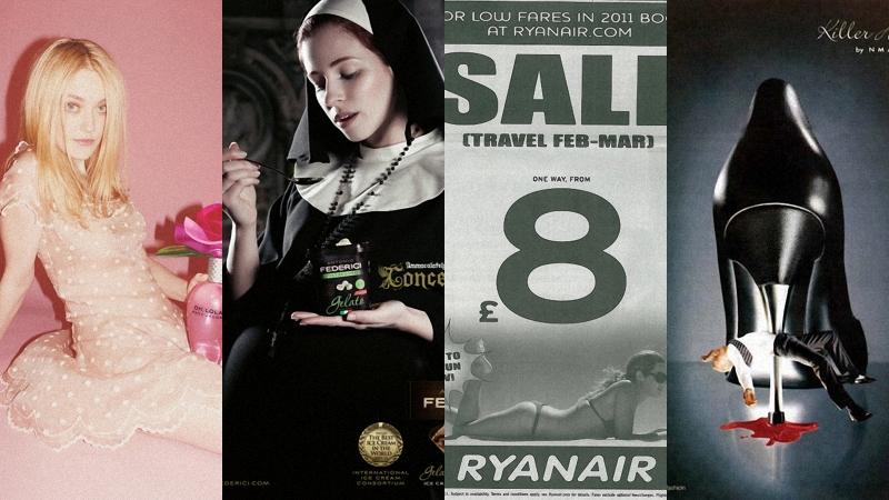 10 самых скандальных рекламных компаний (11 фото)