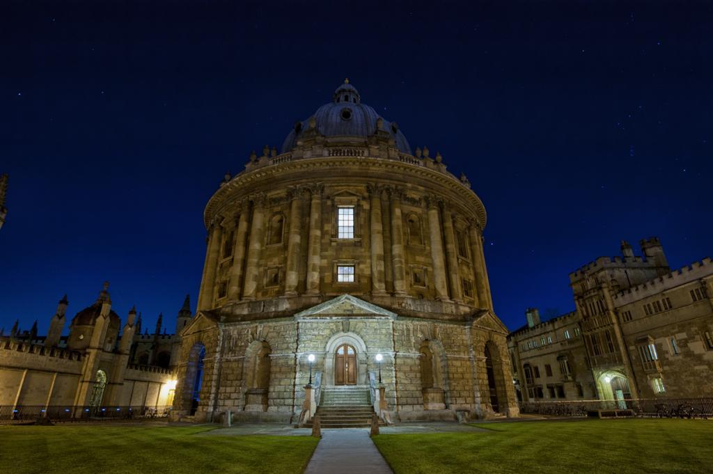Великобритания. Оксфордский университет. (Duncan Hull) 2 место