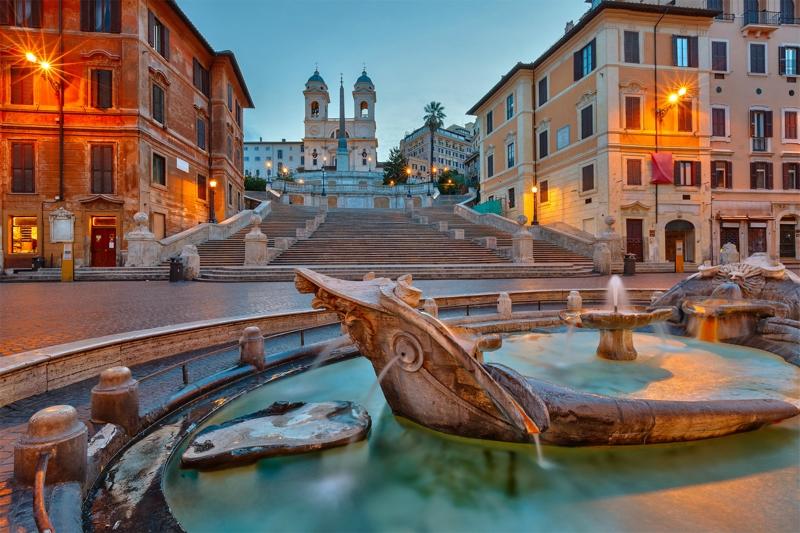 Главные площади Рима фото 8