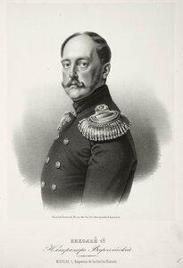 Николай I, Император Всероссийский