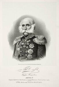 Федор Петрович Литке, генерал-адъютант, вице-адмирал, главный командир Кронштадтского порта