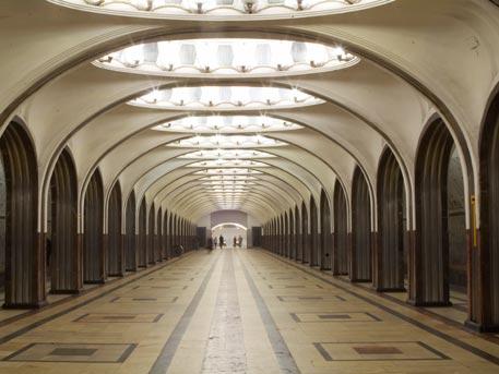 Центральный участок оранжевой веточки московского метро закроют 28августа