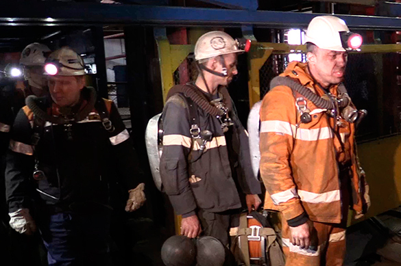 ВРостовской области ведут голодовку 72 шахтера