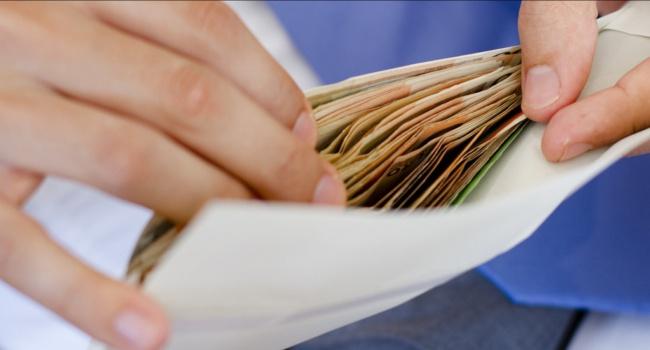 ГФС: неменее 60% предпринимателей выплачивают заработную плату вконвертах