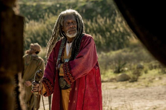 В РФ лидером кинопроката зауикенд стал фильм «Бен-Гур»