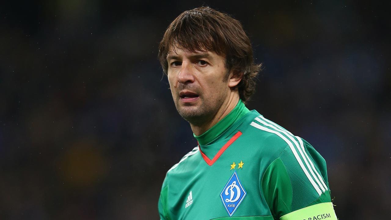 Шовковский войдет втренерский штаб сборной государства Украины