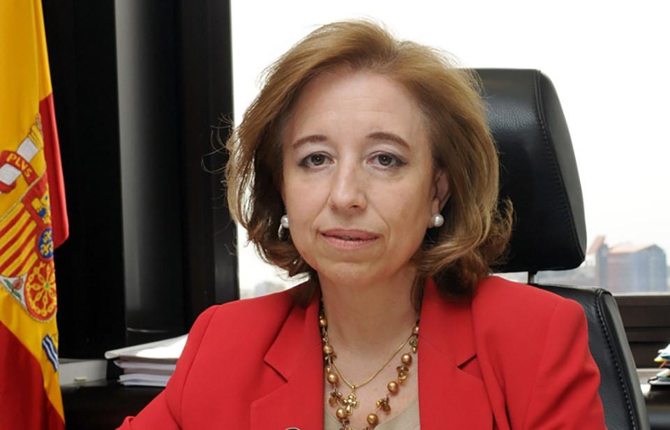 Госсекретарь Испании пришла напереговоры вЭр-Рияде вкороткой юбке