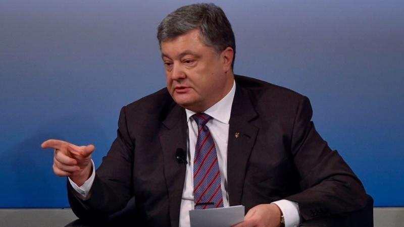 Президент Порошенко провел встречу сДэвидом Кэмероном