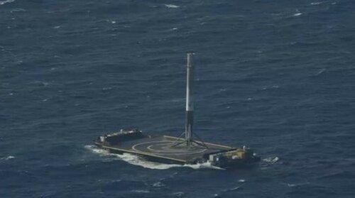 Огромный ракетно-космический пшик Илона Маска. Или почему у пиндосов оно не летает