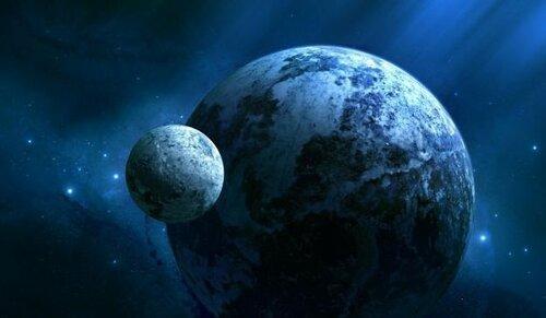 НАСА обнаружило в космосе вторую планету Земля