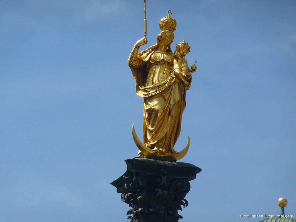 Колонна Св. Марии.