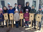 Акция Встречаем перелетных птиц в Солнечногорском благочинии